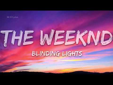 The Weeknd - Blinding Lights (Lyrics) -  1 hour lyrics