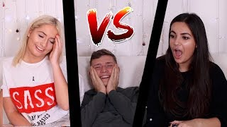 Video GIRLFRIEND VS SISTER!! 2 TRUTHS 1 LIE!! MP3, 3GP, MP4, WEBM, AVI, FLV Oktober 2018