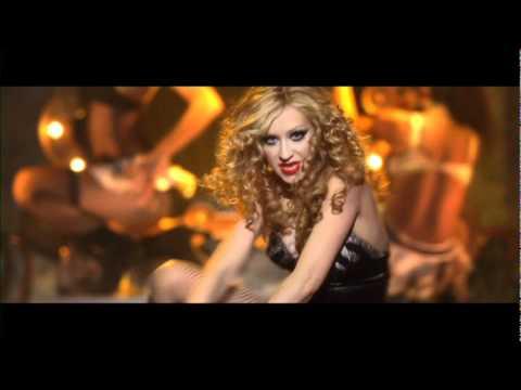 Christina Aguilera - Express (New Burlesque Movie Trailer) HQ (видео)