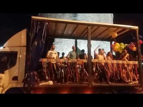 Video - Παρέλαση υπερηφάνειας στο κέντρο της Θεσσαλονίκης