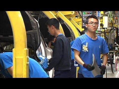 Κίνα: νέα επιδείνωση της βιομηχανίας – economy