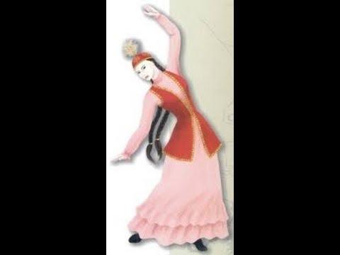 Мастер классы по казахскому танцу видео