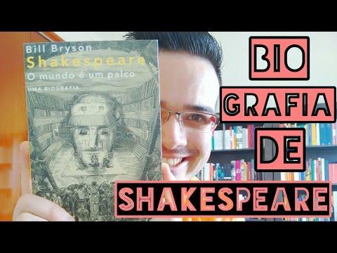 #43-L - Shakespeare, Uma Biografia - Bill Bryson