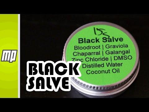 Black Salve Bad Advice Bad product