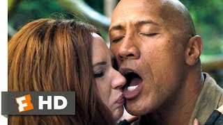 Video Jumanji: Welcome to the Jungle (2017) - I'm Into You Scene (9/10) | Movieclips MP3, 3GP, MP4, WEBM, AVI, FLV Juni 2018
