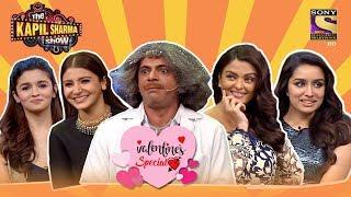 Video Dr. Gulati Romances The Bollywood Divas | Valentine's Week Special | The Kapil Sharma Show MP3, 3GP, MP4, WEBM, AVI, FLV Januari 2019