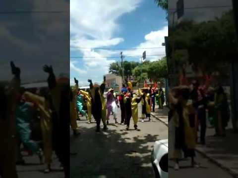 Carnaval em Amargosa BA ,Som de galinhota (ooO o gás) 26/02/2017
