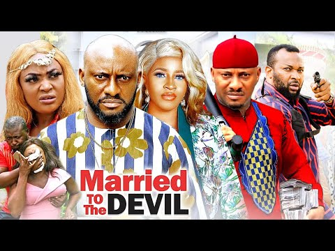 MARRIED TO THE DEVIL 1&2 (Yul Edochie Hit Movie) 2021 LATEST NIGERIAN MOVIE/ 2021 NOLLYWOOD MOVIE