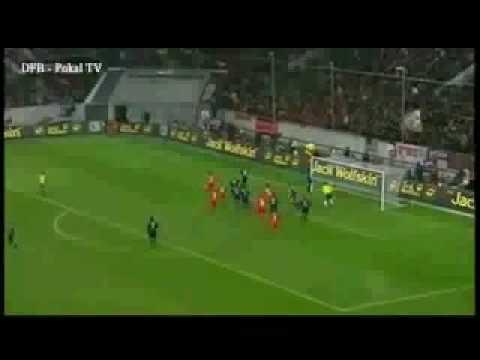 Goles de Vidal
