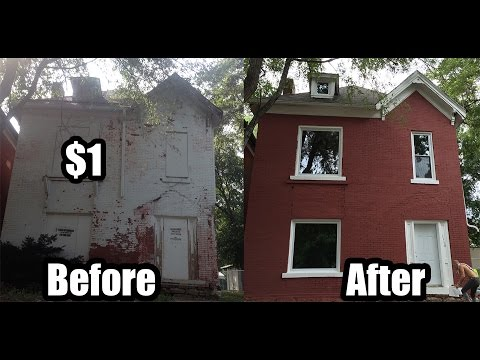 $1 house