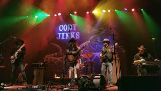 """Cody Jinks Debuts New Song """"Can't Quit Enough"""" (1/27/2018) New Orleans, LA"""
