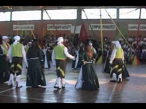 GTC Danças e Andanças, Instituto Federal Catarinense - Campus Sombrio/SC