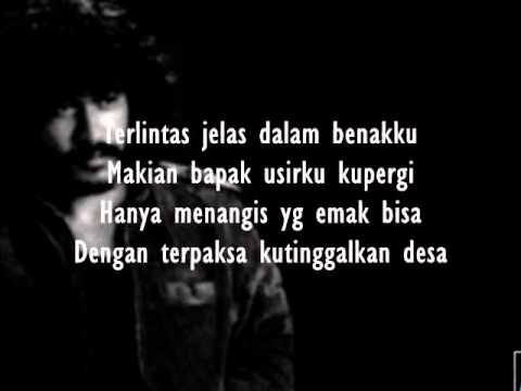 Rindu Tebal - Iwan Fals