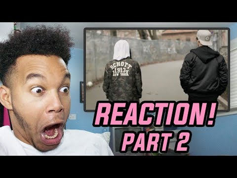 "SKAM Season 4 Episode 4 ""Allah Would Dig You"" REACTION! (Part 2)"