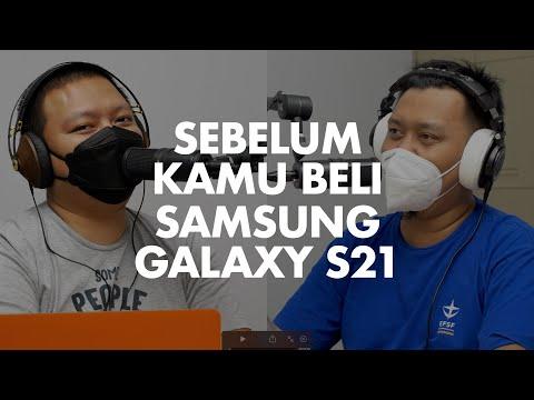 #NGETEH! : Samsung Galaxy UNPACKED 2021, Apa aja yang baru?