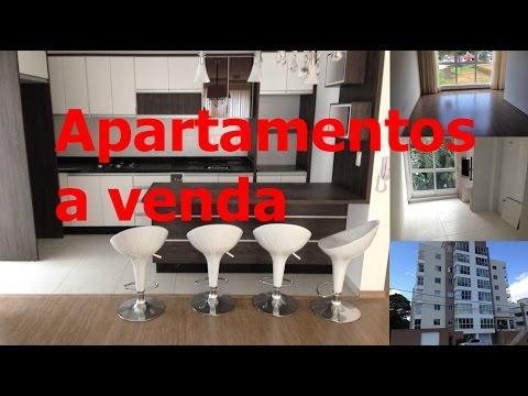 apartamento a venda no residencial cristal no bairro Baependi em jaragua do sul