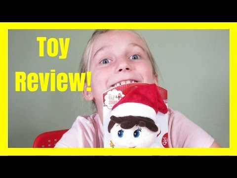 Girl Elf on the Shelf Toy Review!