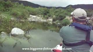 The River Fishing Adventure Chiang Mai North Thailand