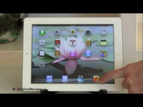 retina display - Lisa Gade reviews the iPad with Retina Display 4th generation late 2012 model. The iPad starts at $499 for the 16 gig WiFi model and is available in 32 and 6...