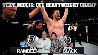 UFC 198: Stipe Miocic Knocks Out Fabricio Werdum & More on 5 Rounds by Fight Network