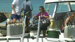 PADI Buceo en barco