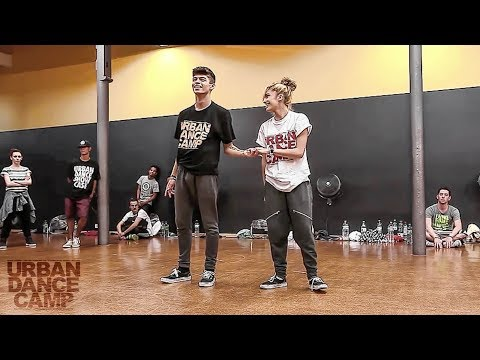 "Ian Eastwood ft. Chachi Gonzales :: ""Fall"" by Justin Bieber (Choreography) :: Urban Dance Camp"