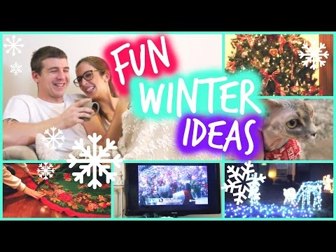Fun Things To Do in the Winter & Date Ideas | Courtney Lundquist