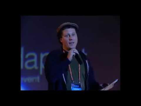 Puskástól a szabadstílusig I Kovács Péter I TEDxY@Budapest2011
