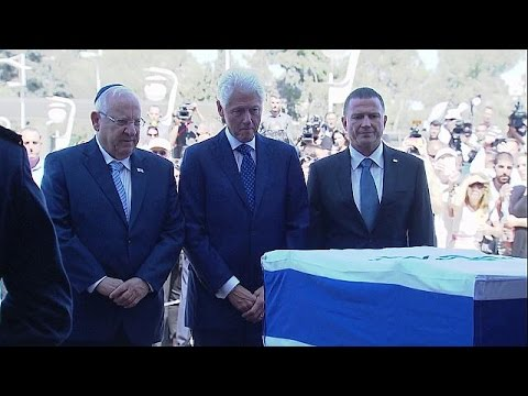 Obsèques de Shimon Peres : les dirigeants du monde convergent à Jerusalem