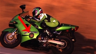1. Quickest & Nastiest!! Kawasaki Ninja ZX 12R Best Reviews