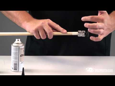 How To Install A Cue Tip - On Cue - Seyberts.com