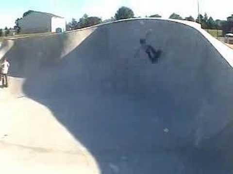 Grove City skate park