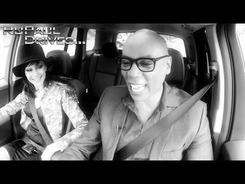 RuPaul Drives… Susanne Bartsch