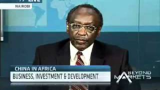 Chinese activity  in African Markets