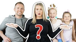 Video WHO KNOWS ME BETTER: KiDS vs DAD **pregnant mum edition** 🤰 MP3, 3GP, MP4, WEBM, AVI, FLV September 2018