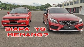 Video Mercedes AMG C43 vs Project Rahasia MP3, 3GP, MP4, WEBM, AVI, FLV April 2019