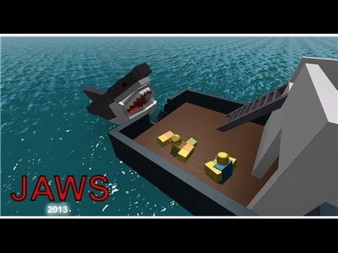 play roblox jaws for free