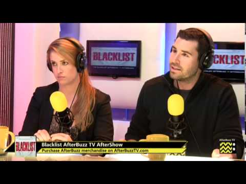 "The Blacklist After Show Season 1 Episode 9 ""Anslo Garrick -- Part 1"" | AfterBuzz TV"