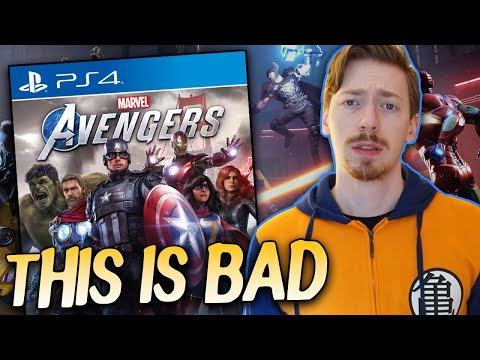 Square Enix's Avengers Is In SERIOUS Trouble