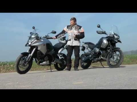Honda Crosstourer vs BMW R1200GS : Attention, danger !