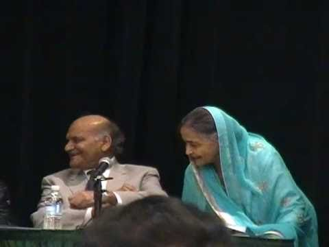 1460 - Anwar Masood and Wife