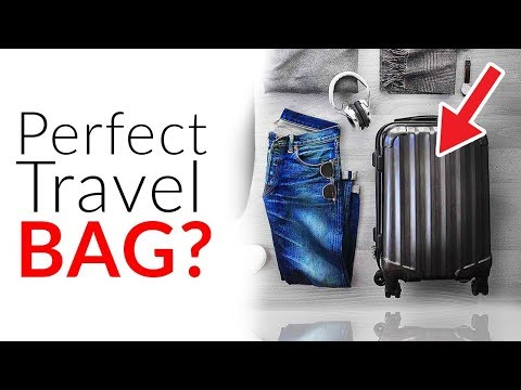 Perfect Luggage?   10 Tips To Find The BEST Travel Bag For You