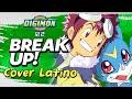·CÉSAR FRANCO·「Break Up! ~¡Despierta!~」(Cover en español) [New Mix]