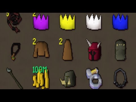 Runescape 2007 - Sparc Mac's Bank Update & Edgeville Spawn! (видео)