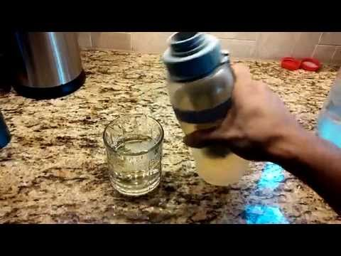 Eze Home Goods Cold Brew Coffee Tea Maker and Water Infuser Bottle Review