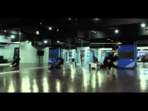 Bboy Taower Taiwan HRC Powermoves & Footwork Dance Academy CF