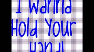 I Want To Hold Your Hand Lyrics - The Beatles