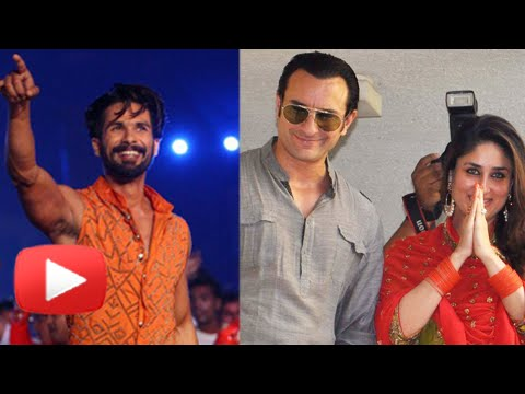 After Kareena, Saif Ali Khan Congratulates Shahid