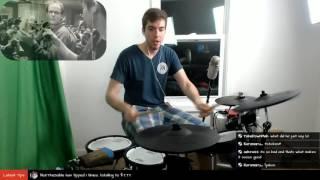 Live Drummer plays Respect your Elders