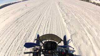8. ripping the 2011 yamaha phazer rtx